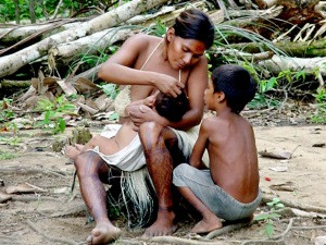 Mulher-indigena