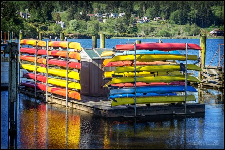 Garibaldi Canoes