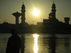 The Golden Temple, Amritsar, February 2012